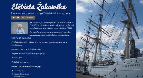 Elżbieta Żukowska PRZEWODNIK PO TRÓJMIEŚCIE PILOT WYCIECZEK