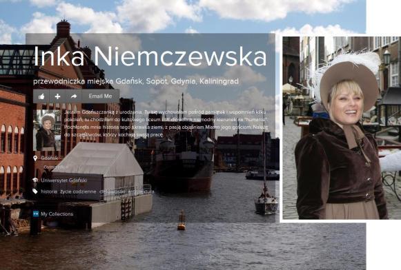 Inka Niemczewska PRZEWODNIK PO TRÓJMIEŚCIE Gdańsk Sopot Gdynia Kaliningrad