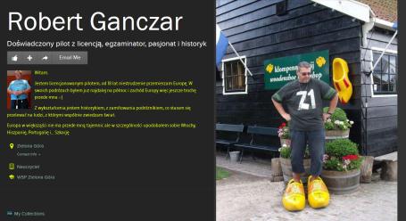 Robert Ganczar PILOT WYCIECZEK