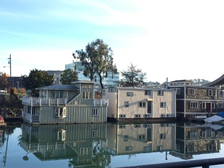 Mission Bay houseboats
