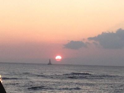 Sunset on Kauai