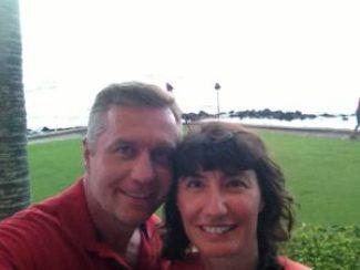 Todd and Oana Poipu Beach Kauai