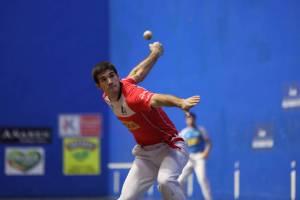 Elezkano Zabaleta semifinales primer punto Parejas 2021