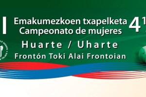 Torneo Huarte femenino 2021