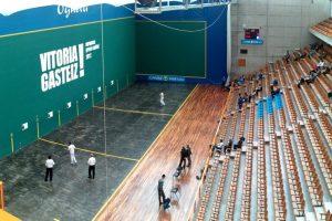Semifinales Master femenino Gasteiz