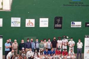 Campeones Torneo Antiguo 2021