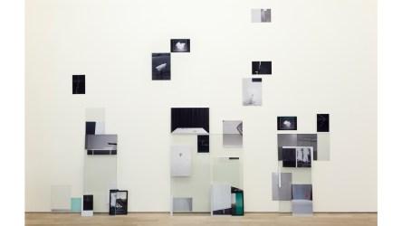 Idee (und Wirklichkeit) | 2016 | photo prints, glass | variable dimensions