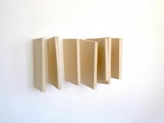 Archiv 1-7 I 2014 I plywood I 52 x 93 x 45 cm