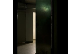 Untitled (basement green/ from the series 'The Chase') | 2015 | Fine Art Print | 70 x 90 cm | © VG Bild-Kunst