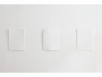 Tableau n° 2, 3, 1 I 2016 I plywood, silicate mineral paint I 60 x 43 x 5 cm
