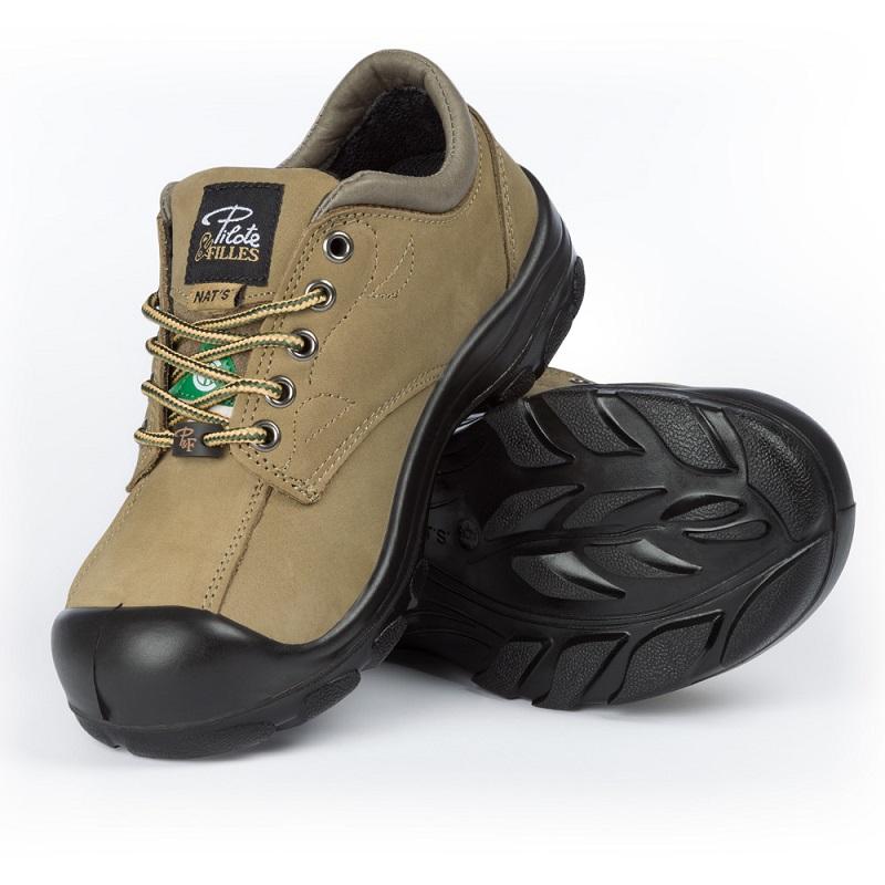 revendeur ddd40 59ff3 Chaussure de sécurité pour femme | S555