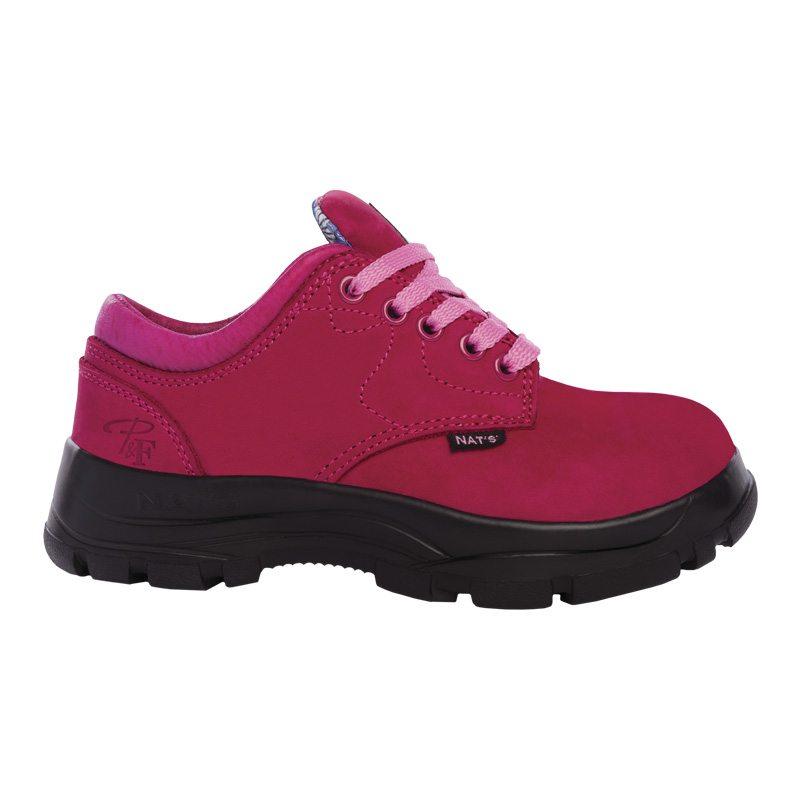 Pilote et filles | Soulier de sécurité pour femme | Woman Safety Footwear