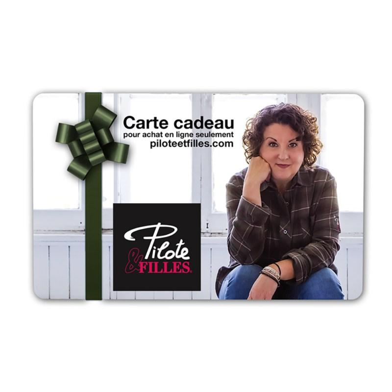 Carte Cadeau Pilote & Filles - V1