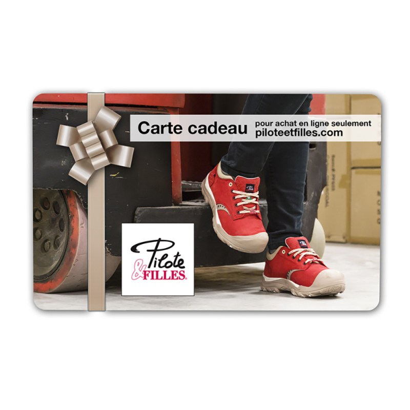 Carte Cadeau Pilote & Filles - V13