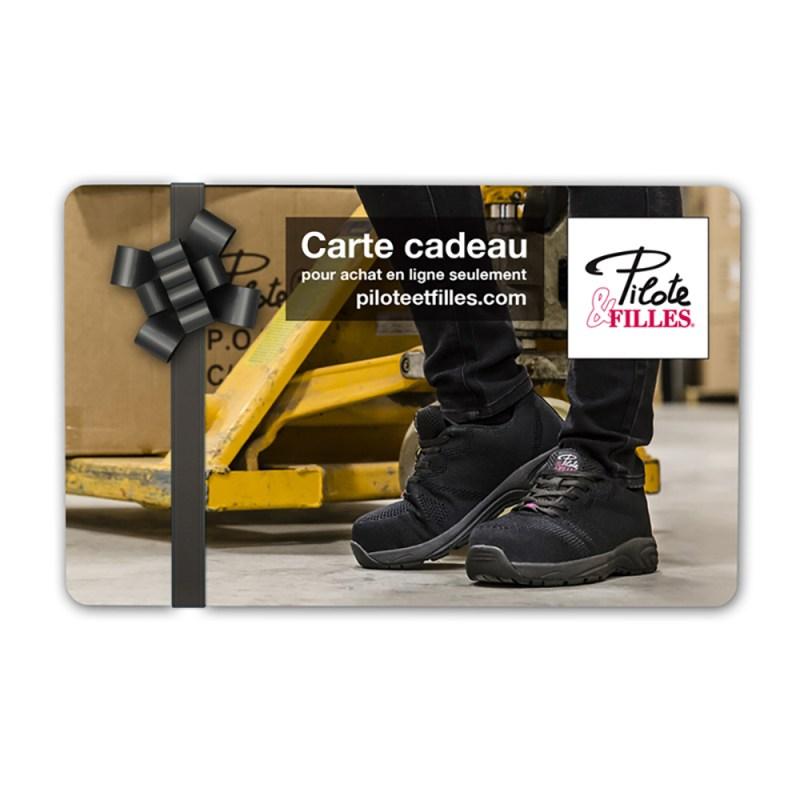 Carte Cadeau Pilote & Filles - V14