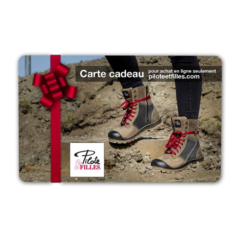 Carte Cadeau Pilote & Filles - V15