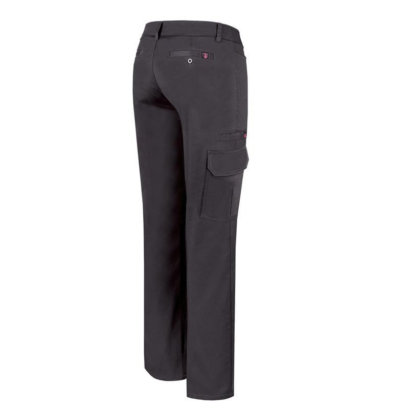 b106ba073a035 Pantalon de travail cargp extensible pour femme | Pilote et Filles