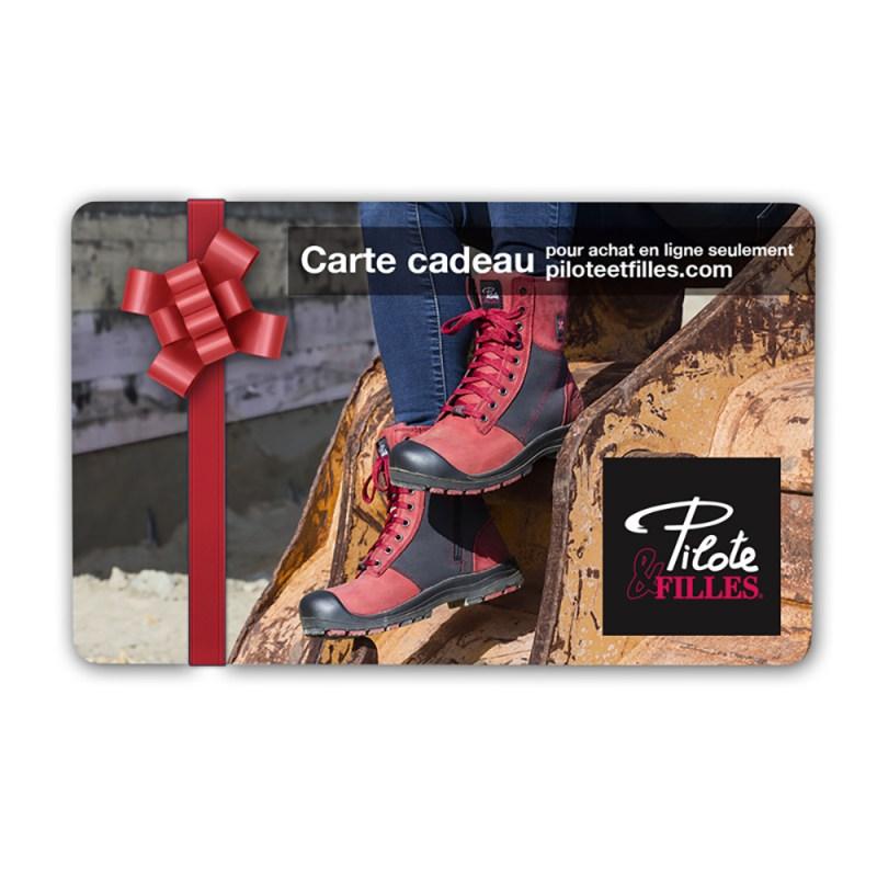 Carte Cadeau Pilote & Filles - V24