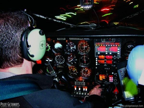 Avoiding Black Holes Pilot Getaways