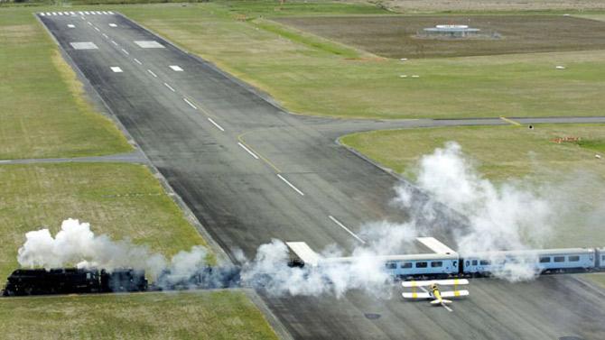 Аэропорт Гисборн, Новая Зеландия фото
