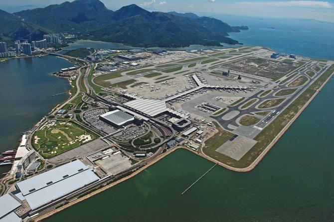 Аэропорт Гонконг