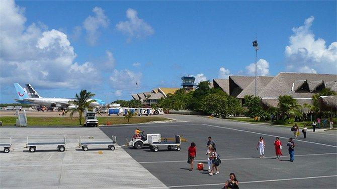 Аэропорт Пунто Кана