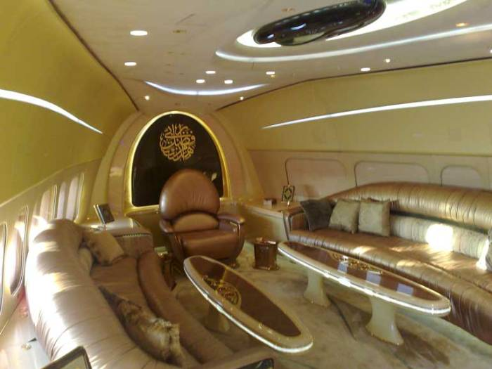 Airbus A380 inside