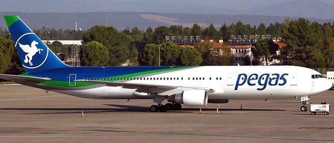 Авиакомпания Пегас Флай