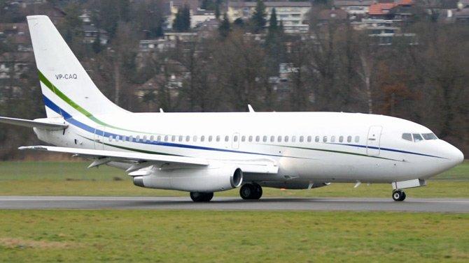 Boeing 737 JT8D