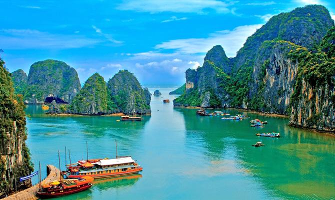 Чартеры во Вьетнам