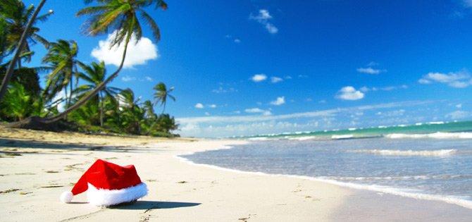 Новогодние праздники Доминикана