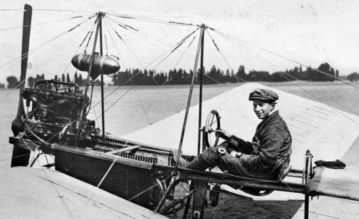 Самолет Фоккера Спин