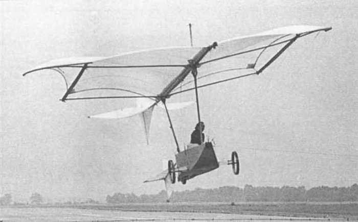 самолет Кейли