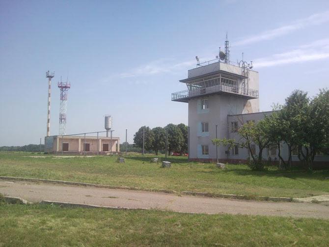 Старый Оскол аэропорт