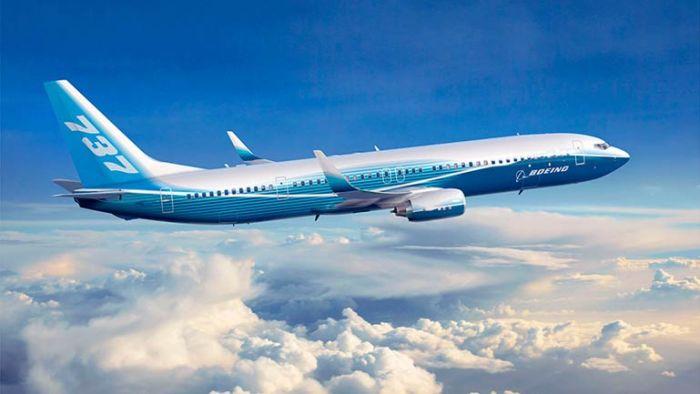 высота полета Боинг 737