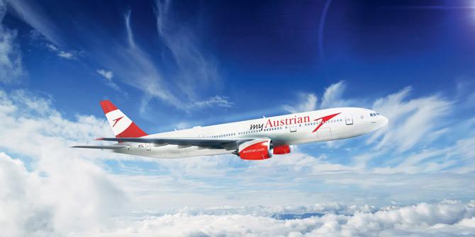 Авиакомпания Австрийские Авиалинии