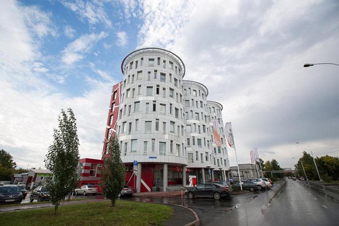 Отель Olymp-Plaza Кемерово