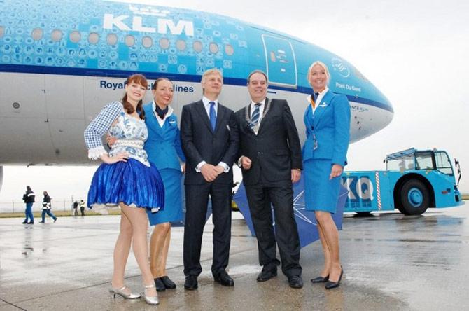 Отзывы авиакомпании KLM