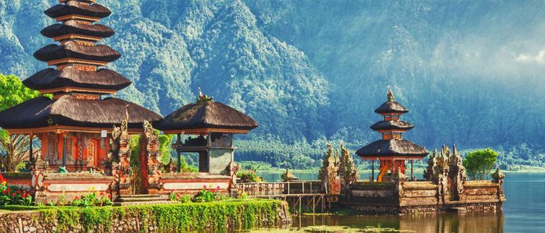 Сколько лететь до Бали из Москвы