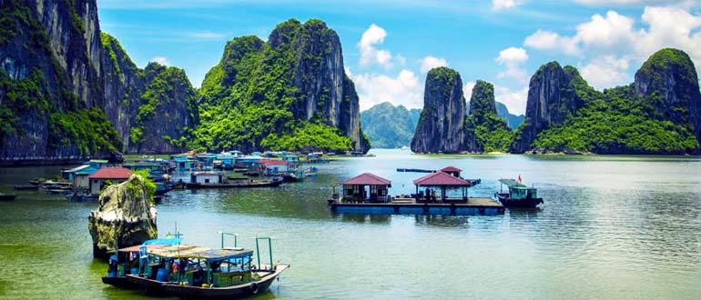 Сколько лететь из Москвы до Вьетнама