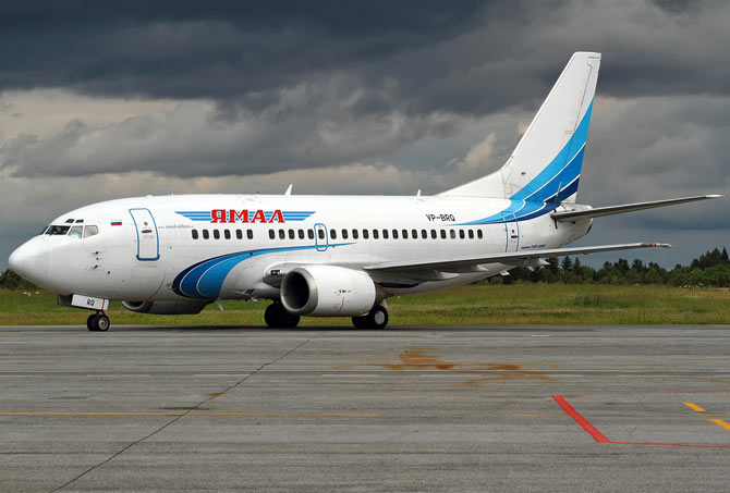 Ямал Boeing 737-500
