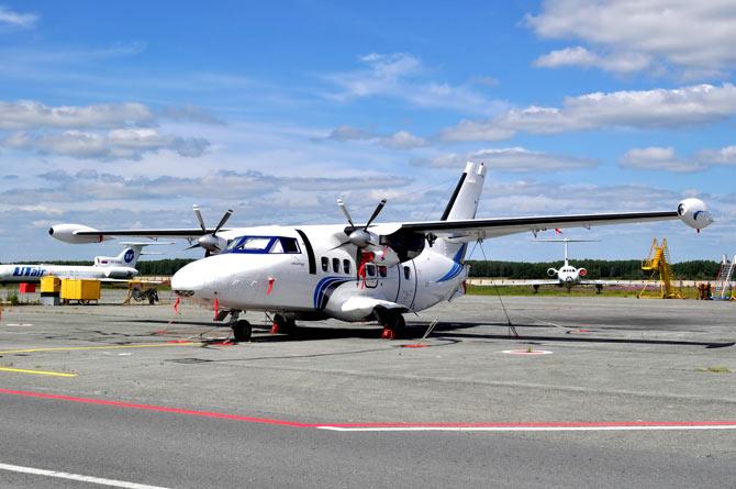 Ямал Let-410