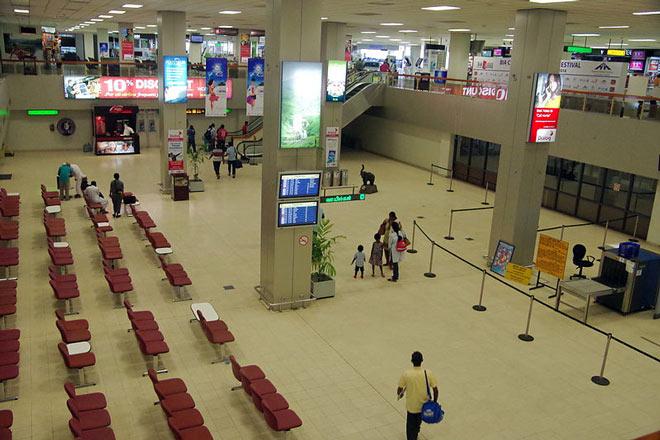 Аэропорт Бандаранайке Коломбо