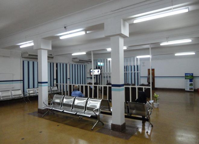 Аэропорт Ратмалана фото 2