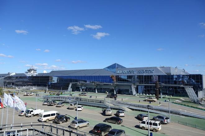 Аэропорт Якутск фото