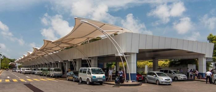 Аэропорты Шри Ланки