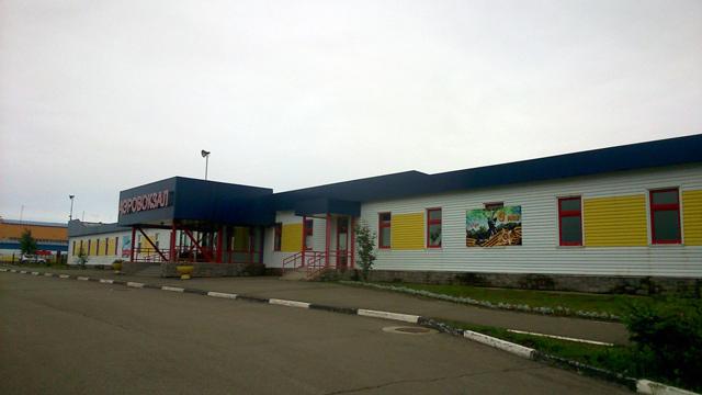 Аэропорт Ноглики фото
