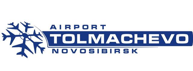 Аэропорт Толмачево лого