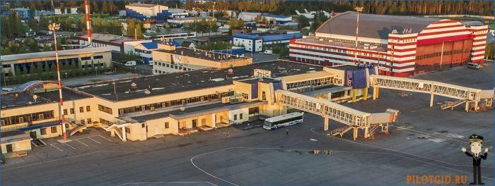 Аэропорт Сургут фото 2