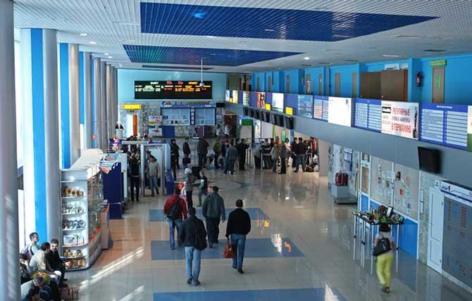 Аэропорт Барнаул фото 1